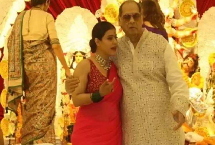 अंकल के गले लगकर खूब रोईं बॉलीवुड की स्टार अभिनेत्री Kajol, ये है कारण